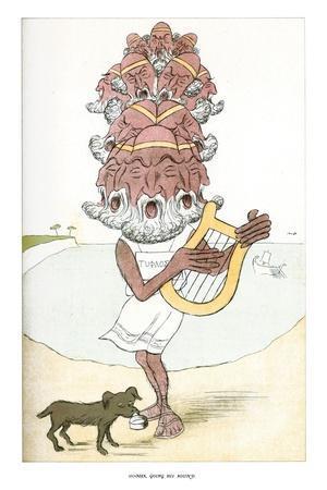 Homer, Going His Round, 1904