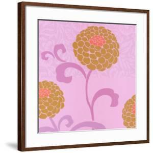 Chrysanthemums II by Max Carter