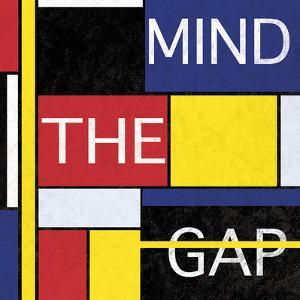 Mind The Gap by Max Carter