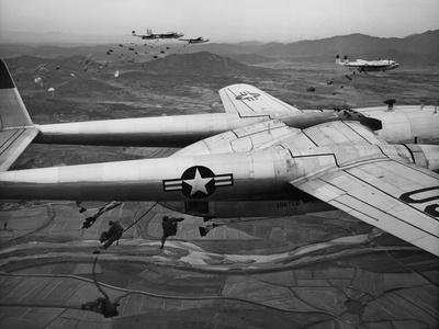 Korean War Airborne