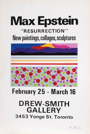 Resurrection, Exhibition of Paintings, Collages & Sculpture