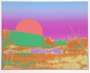 Sunset by Max Epstein
