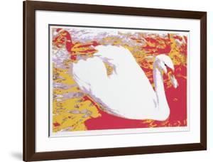 White Swan by Max Epstein