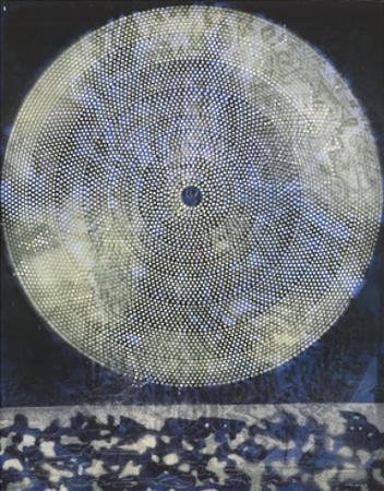 Birth of a Galaxy by Max Ernst