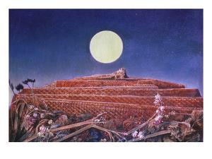Max Ernst: The Whole City by Max Ernst