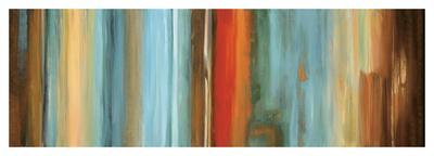 Flow II-Max Hansen-Giclee Print