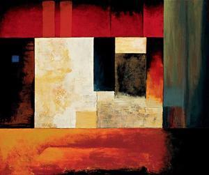 Journey I by Max Hansen