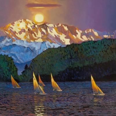 Rugged Coast #10 by Max Hayslette