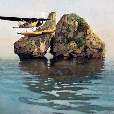 Rugged Coast No.7 by Max Hayslette