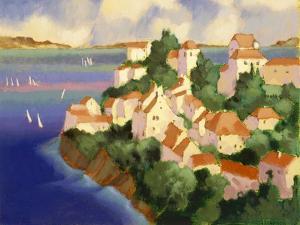 Seaside Village IV by Max Hayslette