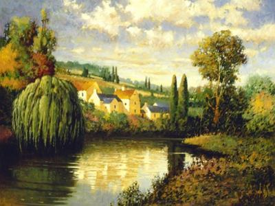 Summer at Limoux by Max Hayslette