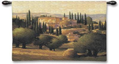 Warm Tuscan Sun by Max Hayslette