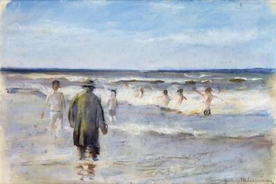 Bathers on the Seashore