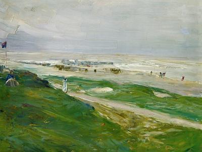 Dune in Noordwijk, Netherland, 1908