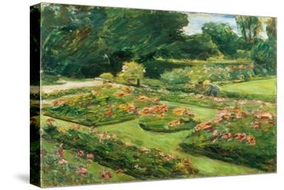 Flowering Garden Terrace of the Liebermann-Villa at the Shores of Lake Wannsee, 1915