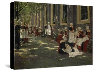 Free Period in the Amsterdam Orphanage, 1881/1882