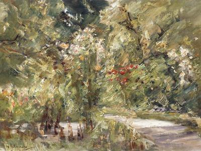 Garden by the Wansee; Wanseegarten, C.1928-39