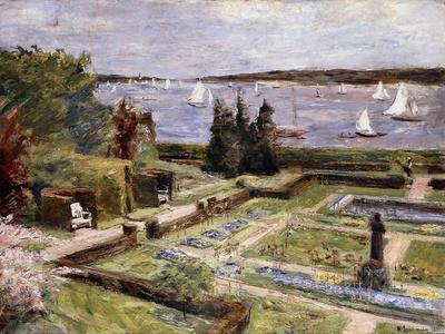 Garden of the Arnhold Family by the Wansee River