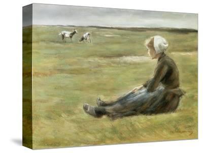In the Field. Ca. 1890
