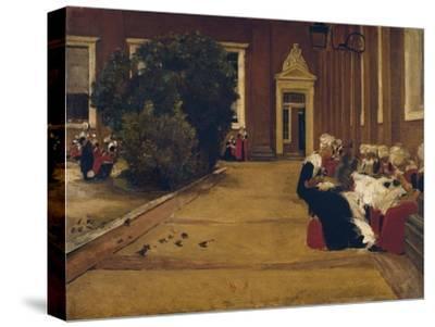 Orphan Girls in Amsterdam, 1876