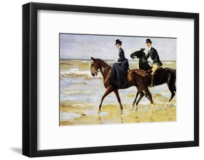 Riders on the Beach, 1903