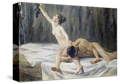 Samson and Delilah, 1902