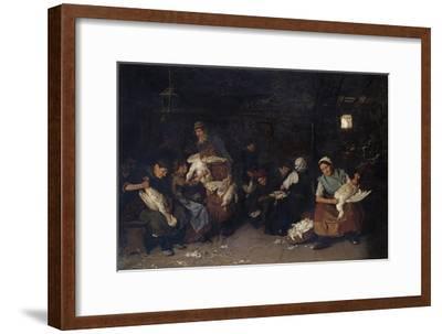 Women Plucking Geese, 1872