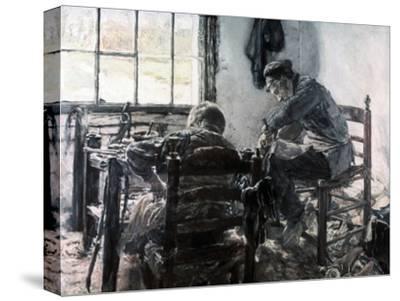 Workshop of the Shoe Maker, 1881
