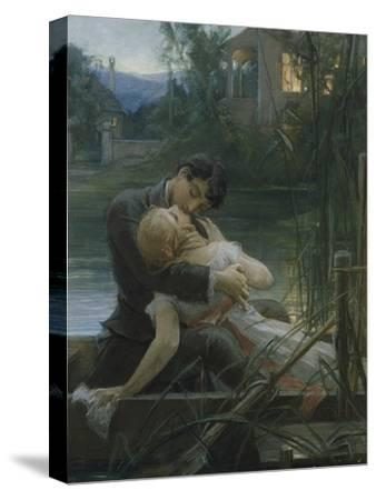 Lovers in a Boat