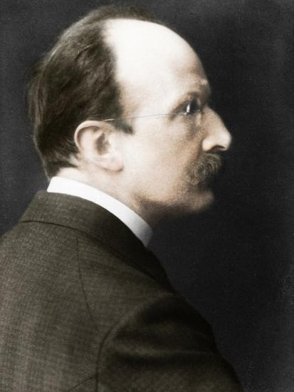 Max Planck (1858-1947), c1918-Unknown-Photographic Print