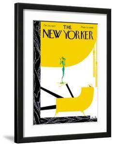 The New Yorker Cover - October 24, 1925 by Max Ree