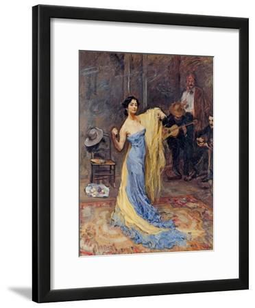 Portrait of the Ballerina Anna Pavlova (1881-193), 1904