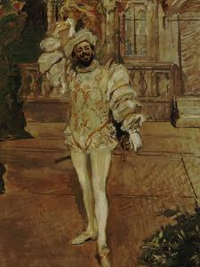 The Singer D'Andrade as Don Juan (Or: the Champagne Song), 1902 by Max Slevogt