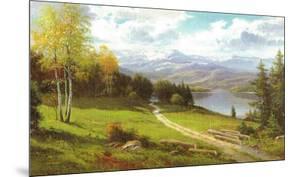 Vorgebirge by Max Weber