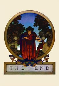 The End by Maxfield Parrish