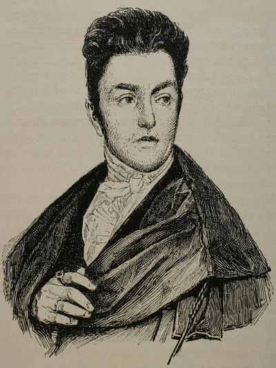 Maximilian Emanuel Von Lerchenfeld (1778-1843), Germany--Giclee Print