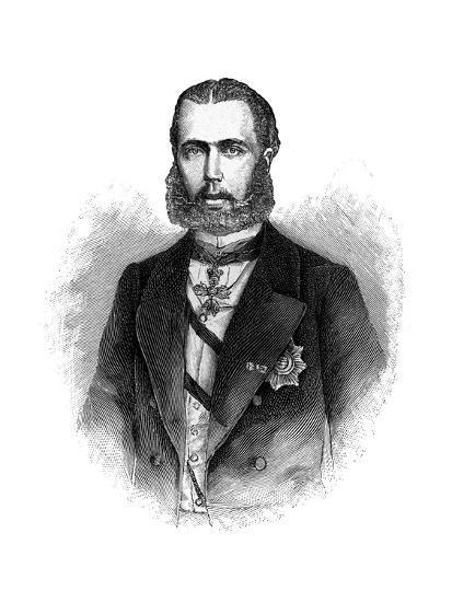 Maximilian I, Emperor of Mexico--Giclee Print