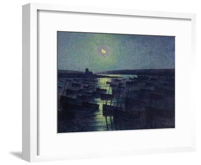 Camaret, Moonlight and Fishing Boats, 1894