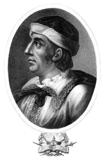 Maximillian I, Holy Roman Emperor-J Chapman-Giclee Print