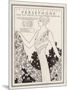 """Just See What a """"Persephone"""" Corset Can Do for Your Figure by Maxmillian Fischer"""