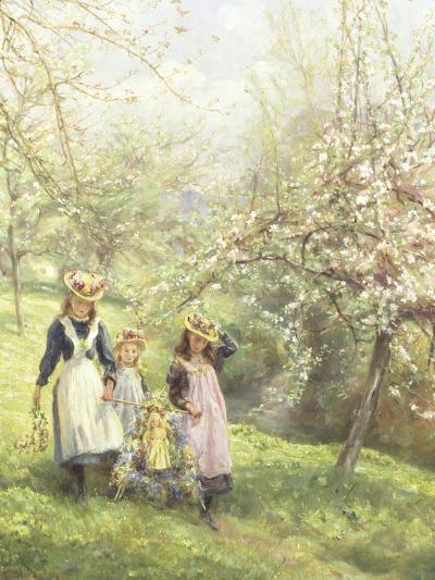 May Day-Edgar Barclay-Giclee Print