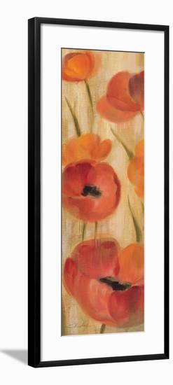 May Floral Panel II-Silvia Vassileva-Framed Art Print