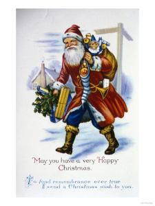 May You Have a Happy Christmas