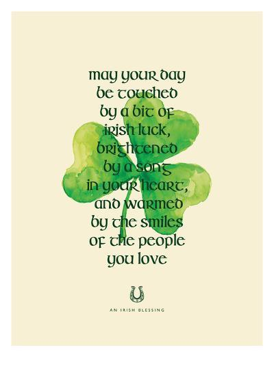 May Your Day Be Touched-Brett Wilson-Art Print