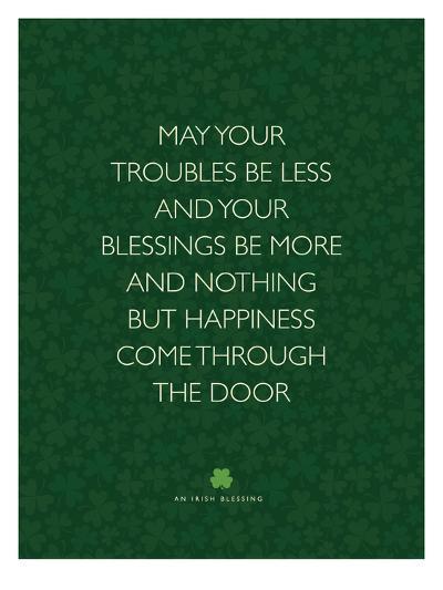 May Your Troubles Be Less-Brett Wilson-Art Print