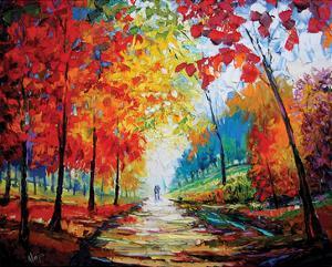 Autumn Impressions by Maya Green