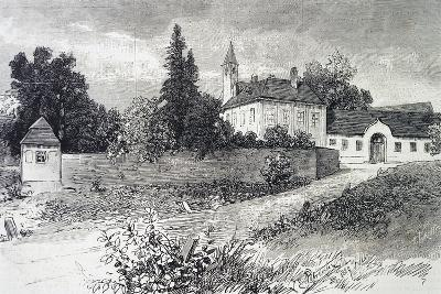 Mayerling Hunting Lodge--Giclee Print