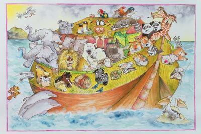 Noah's Crazy Ark, 1999