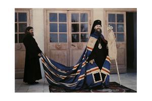 Most Reverend Anastasse, Archbishop of the Russian Orthodox Church by Maynard Owen Williams