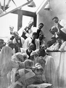 Mayo Clinic, 1913